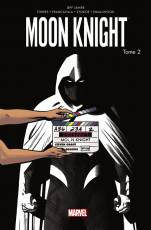 Couverture de l'album  MOON KNIGHT Tome #2 Incarnations