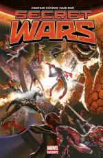Couverture de l'album SECRET WARS Tome #01 Secret War