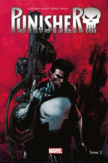 Couverture de l'album VF THE PUNISHER Tome #2 Opération Condor