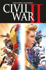 Couverture de l'album CIVIL WAR II Civil War II