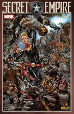 Couverture de l'album SECRET EMPIRE Tome #2/5 Secret Empire 2/5