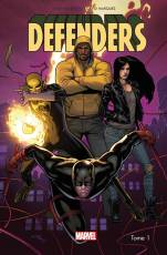 Couverture de l'album DEFENDERS Tome #1 Les diamants sont éternels