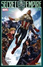 Couverture de l'album SECRET EMPIRE Tome #4/5 Secret Empire 4/5