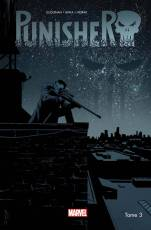 Couverture de l'album THE PUNISHER (VF) Tome #3 Le Roi des rues de New York