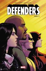 Couverture de l'album DEFENDERS Tome #2 Les Caïds de New York