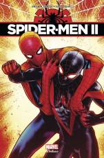 Couverture de l'album SPIDER-MEN II Spider-Men II