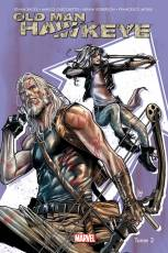 Couverture de l'album OLD MAN HAWKEYE Tome #2 Justice Aveugle