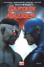 Couverture de l'album CAPTAIN AMERICA : STEVE ROGERS Tome #4 Secret Empire