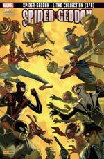 Couverture de l'album SPIDER-GEDDON Tome #2 Deux philosophies