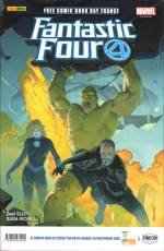 Couverture de l'album FREE COMIC BOOK DAY FRANCE (2019) Fantastic Four / Conan Le Barbare