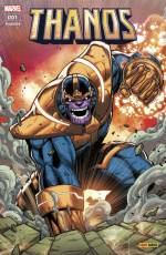 Couverture de l'album THANOS Tome #1 Sanctuaire zéro 1/6