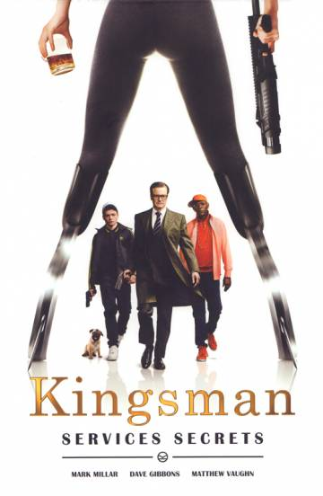 Couverture de l'album KINGSMAN : SERVICES SECRETS Kingsman : Services Secrets