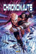 Couverture de l'album CHRONONAUTS Tome #2 Future shock