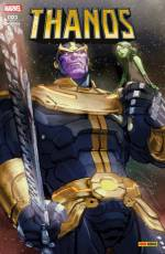 Couverture de l'album THANOS Tome #3 Sanctuaire zéro 3/6