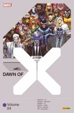 Couverture de l'album DAWN OF X Tome #4 Volume 04
