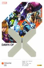 Couverture de l'album DAWN OF X Tome #5 Volume 5