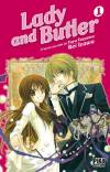 bande-dessinée, LADY AND BUTLER #1, Tome 1