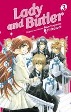 Couverture de l'album LADY AND BUTLER Tome #3 Tome 3