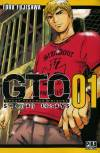 Couverture de l'album GTO SHONAN 14 DAYS Tome #1 01