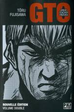 Couverture de l'album GTO (NOUVELLE EDITION) Tome #1 Volume double