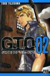 Couverture de l'album GTO SHONAN 14 DAYS Tome #2 02