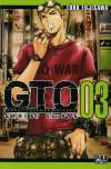 Couverture de l'album GTO SHONAN 14 DAYS Tome #3 03
