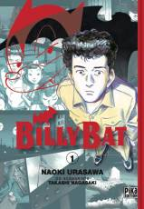 Couverture de l'album BILLY BAT Tome #1 Volume 1