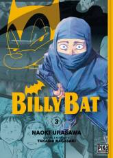 Couverture de l'album BILLY BAT Tome #3 Volume 3