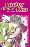 bande-dessinée, FASTER THAN A KISS #1, Volume 1
