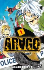 Couverture de l'album ARAGO Tome #1 Volume 1