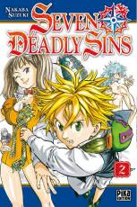 Couverture de l'album SEVEN DEADLY SINS Tome #2 Volume 2