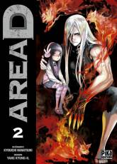Couverture de l'album AREA D Tome #2 Volume 2