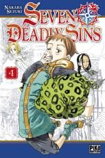 Couverture de l'album SEVEN DEADLY SINS Tome #4 Volume 4