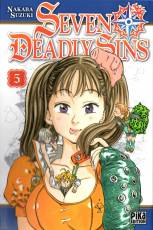 Couverture de l'album SEVEN DEADLY SINS Tome #5 Volume 5