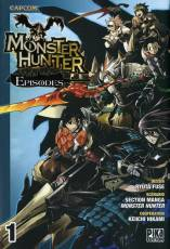 Couverture de l'album MONSTER HUNTER EPISODES Tome #1 Tome 1