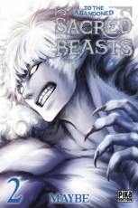 Couverture de l'album TO THE ABANDONNED SACRED BEASTS Tome #2 Volume 2