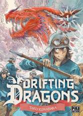 Couverture de l'album DRIFTING DRAGONS Tome #1 Volume 1