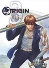 Couverture de l'album ORIGIN Tome #3 Volume 3