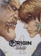 Couverture de l'album ORIGIN Tome #4 Volume 4