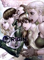 Couverture de l'album ORIGIN Tome #6 Volume 6