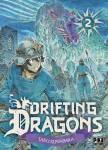 Couverture de l'album DRIFTING DRAGONS Tome #2 Volume 2