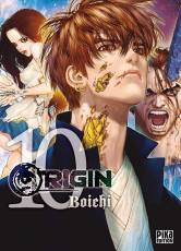 Couverture de l'album ORIGIN Tome #10 Volume 10