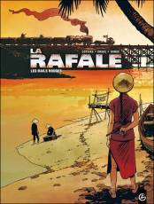 Couverture de l'album RAFALE (LA) Tome #1 Les rails rouges