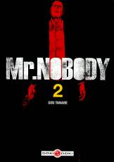 Couverture de l'album MR. NOBODY Tome #2 Tome 2