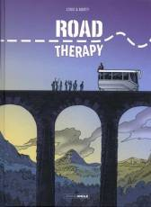 Couverture de l'album ROAD THERAPY Road therapy