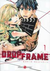Couverture de l'album DROP FRAME Tome #1 Volume 1