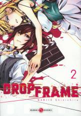 Couverture de l'album DROP FRAME Tome #2 Volume 2