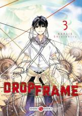 Couverture de l'album DROP FRAME Tome #3 Volume 3