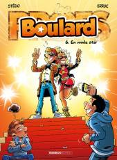 Couverture de l'album BOULARD Tome #6 En mode star