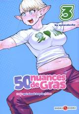 Couverture de l'album 50 NUANCES DE GRAS Tome #3 Volume 3